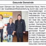 Gemeindeblatt_2016_Gesunde Gemeinde