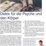 HUMAN_2019_Detox für die Psyche und den Körper