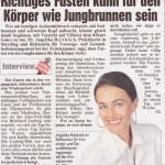 Krone_2017_Fasten wie Jungbrunnen