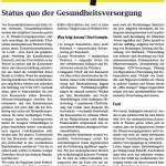 OHV_2019_Status quo der Gesundheitsversorgung