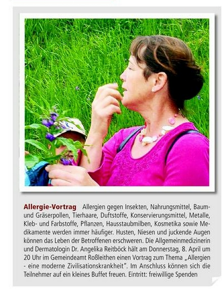 Allergievortrag